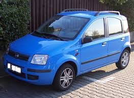 This is a Fiat Panda.