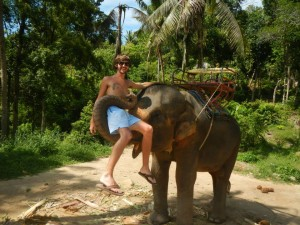 couchsurfing profile beginners how to tune up travel tom edwards elephant