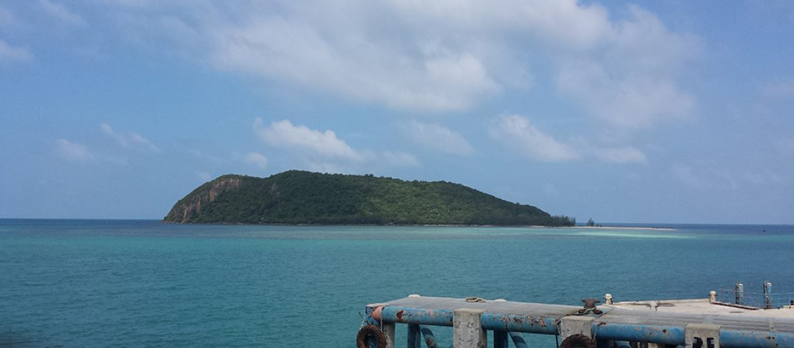 View from the Pier on Koh Phangan