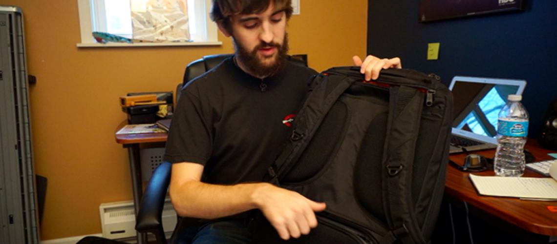 TLS Weekender Bag travel eBags